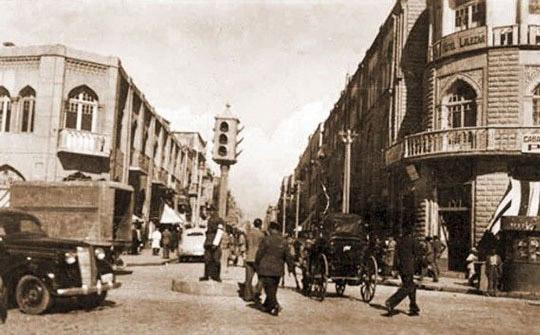 عکسهایی از می ساده عکس های قدیمی از لاله زار تهران (قسمت چهارم )