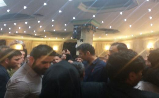 از حضور احمدینژاد تا تهدید هدایتی و حضور بزرگان سیاسی ورزشی+ تصاویر