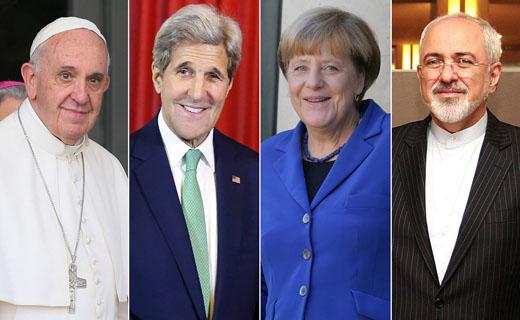 از پاپ فرانسیس تا محمد جواد ظریف؛ برنده جایزه صلح نوبل امسال چه کسی خواهد بود؟