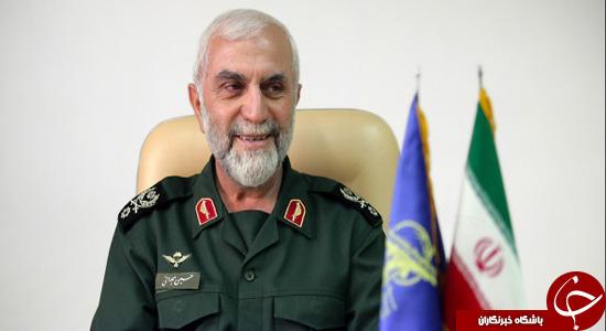 توضیحات مسئول روابط عمومی سپاه در رابطه با سردار همدانی