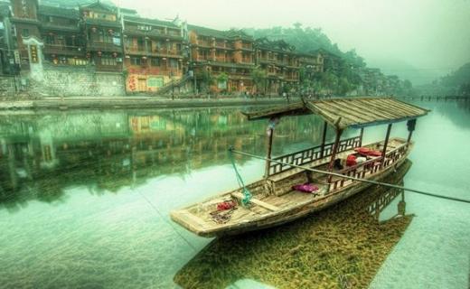مناطق زیبای کوهستانی در چین+ تصاویر
