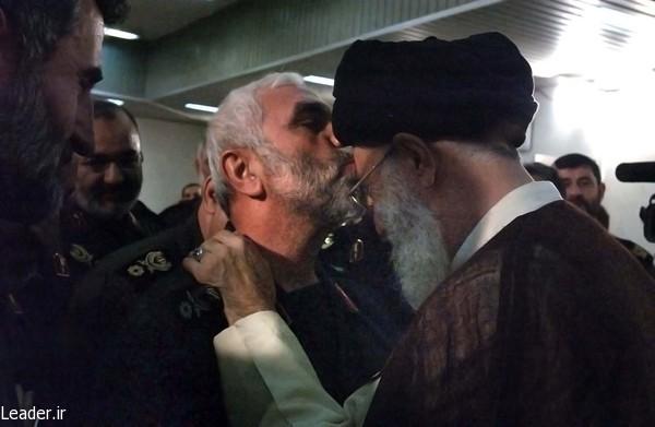 صف استوار کمربستگان راه جهاد و شهادت در نیروهای مسلّح جمهوری اسلامی بنیانی مرصوص است