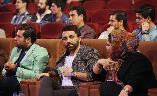 اولین کنسرت غلامرضا صنعتگر در تهران برگزار شد
