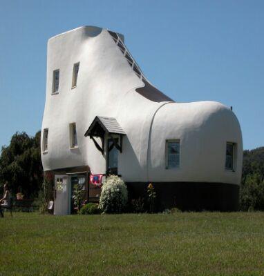 خانه های رویایی با متفاوت ترین طراحی ها