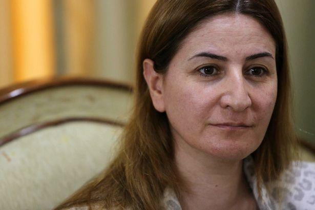 گران ترین زن ایزدیِ تحتِ تعقیب داعش + عکس