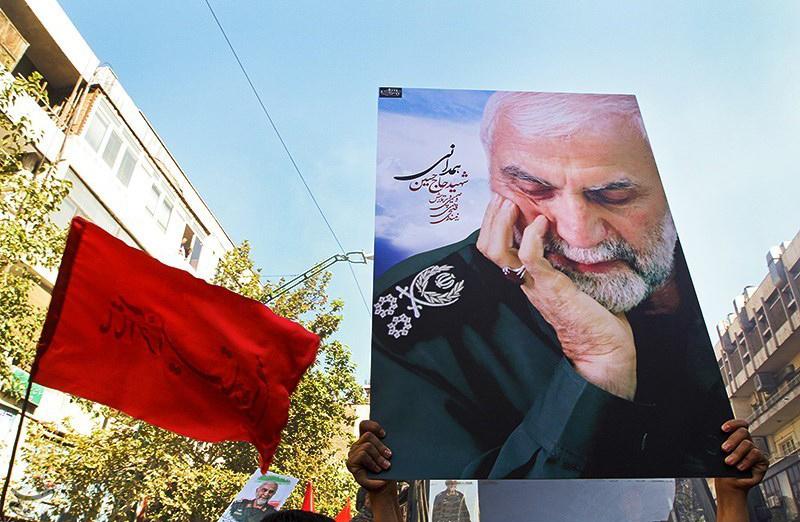 جزئیات مراسم تشییع پیکر سردار مدافع حرم شهیدحسین همدانی+ فیلم و عکس