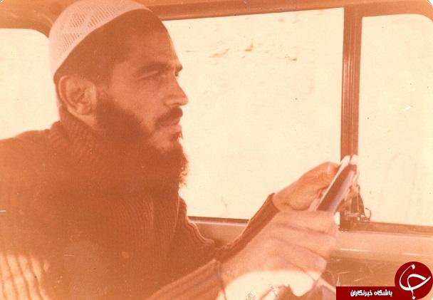 عکسی منتشر نشده از شهید مفقودالاثر «ابراهیم هادی»