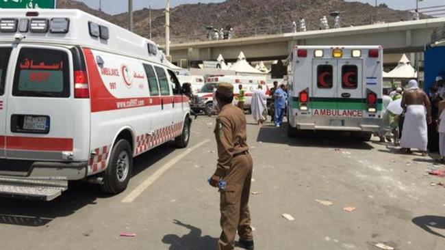 453 حاجی در اثر ازدحام جمعیت در منا جان باختند/ شماری از هموطنانمان در میان کشتهها+ فیلم و تصاویر