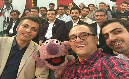 فردوسیپور: من دیوانه خوش خیمم!/خوابهای فوتبالی مجری پرحاشیه 90