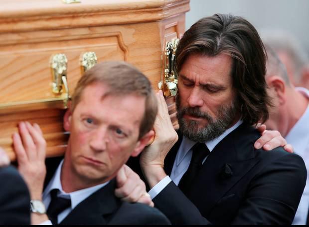 چهره غمگین کمدین مشهور جهان + تصاویر