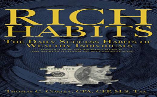 بیست رفتار معمول درعادت های ثروتمندان