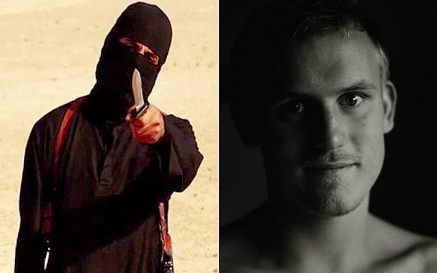 گروگان دانمارکی: جان داعشی زندانیان را مجبور به رقص تانگو می کرد + تصاویر