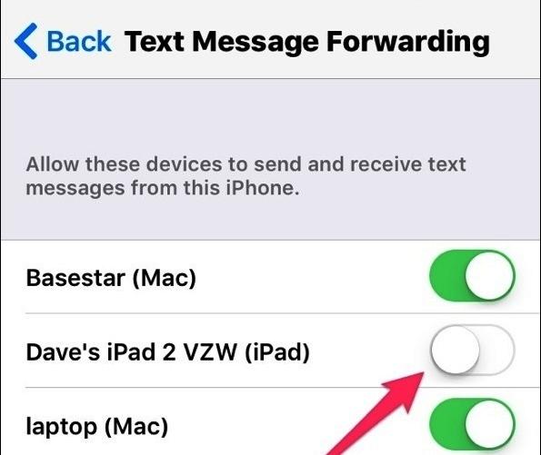 بدون نصب برنامه با iPad پیامک ارسال کنید + آموزش تصویری