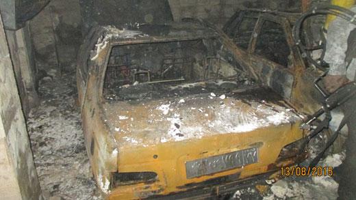 آتش سوزی مرگبار در مجتمع مسکونی/ 70 تن از میان شعلههای آتش نجات یافتند + تصاویر