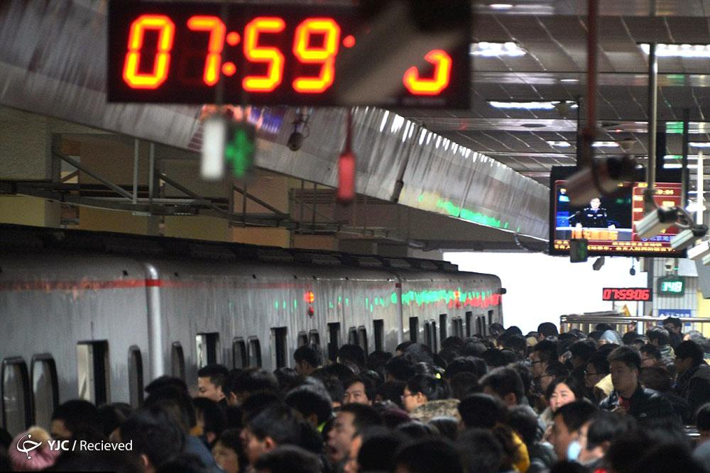 ساعت شلوغی در کشورهای مختلف