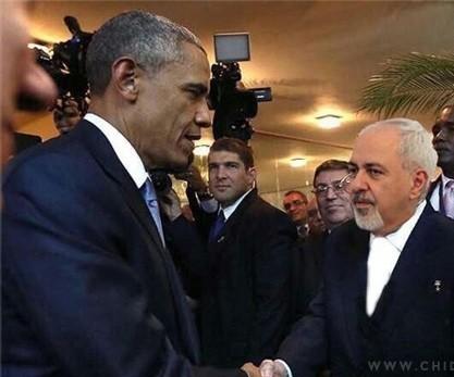 ظریف: اوباما به طرف من آمد و دست داد/ من رسم ادب اسلامی را به جا آوردم
