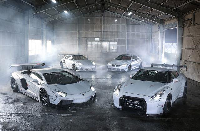 اسپرت ترین ماشین های دنیا را مشاهده کنید!