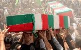 پیکر دو سردار شهید کشورمان امشب از دمشق وارد تهران میشود