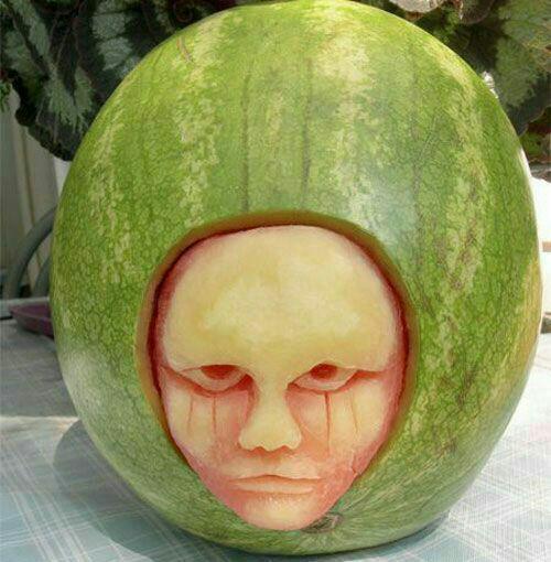 هندوانه هایی که دیگر هندوانه نیستند