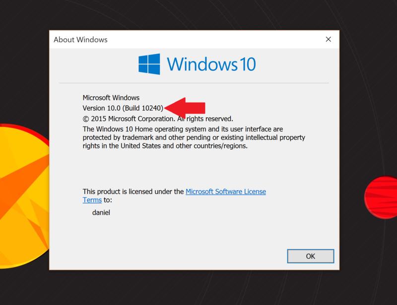 در عرض چند ثانیه نسخهی دقیق ویندوز را پیدا کنید + آموزش