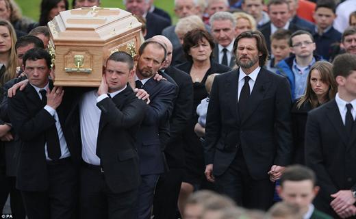کمدین مشهور پس از مرگ همسرش+ تصاویر