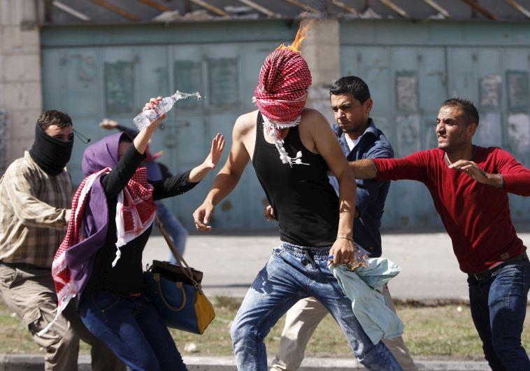 صهیونیستها یک جوان فلسطینی را آتش زدند + تصاویر
