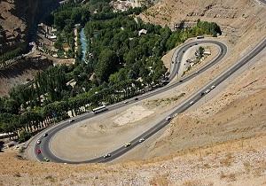 محدودیت ها وممنوعیت های ترافیکی/ آزاد راه کرج – تهران پرتردد ترین محور