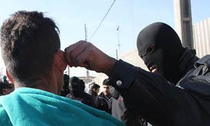 سرکرده دزدان با بیسیم تقلبی دستگیر شد