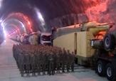 دانلود فیلم مقر موشکی سپاه در دل کوه