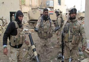 تلاش نیروهای عراقی برای آزادسازی استان «انبار» عراق