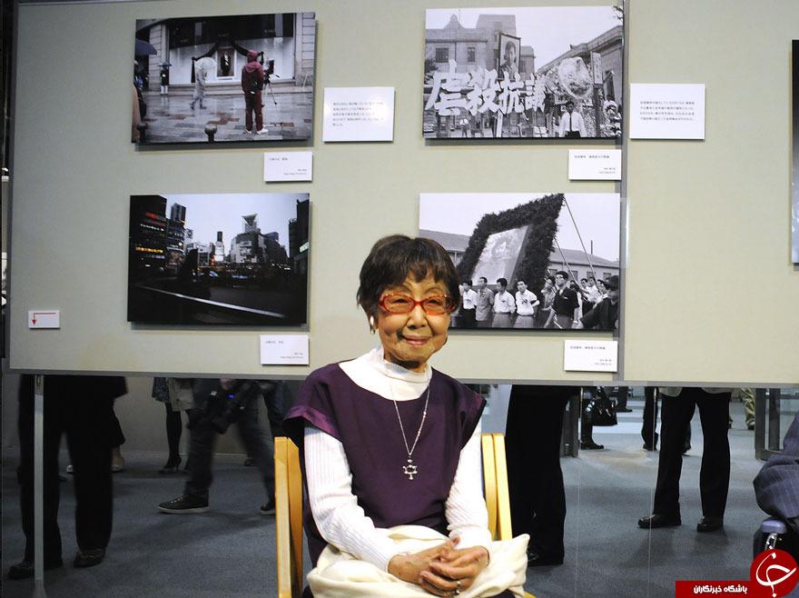 پیرترین عکاس زن جهان