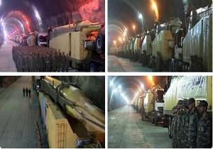 بازتاب انتشار تصاویر پایگاه موشکی ایران در خبرگزاریهای خارجی