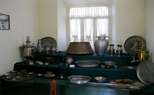 روایت عزاداریهای عاشورایی در موزه محرم تبریز