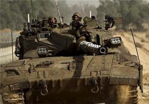روانه شدن تانکهای رژیم صهیونیستی به سمت مرزهای نوار غزه