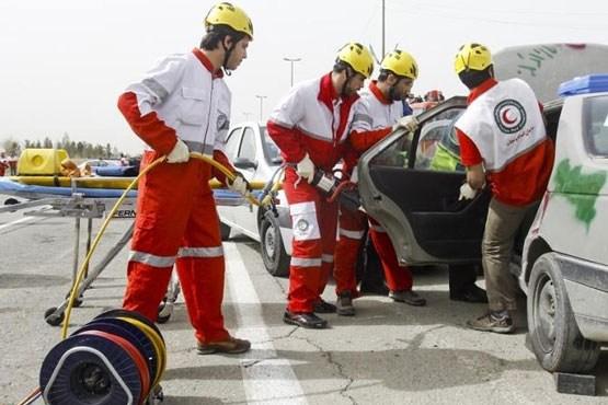 درویشی:آسیب دیدگی 217 تن در حوادث 24 ساعت گذشته/امدادرسانی به 48 تن و انتقال 36 تن به مراکز درمانی