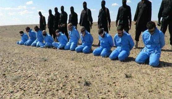 14 عضو فراری داعش اعدام شدند
