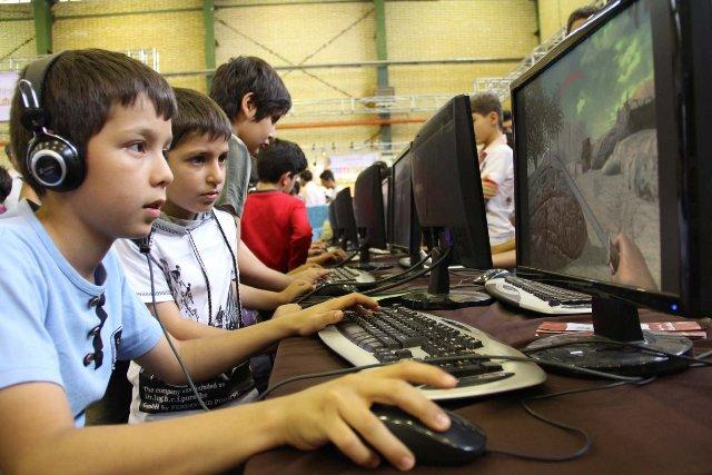 تاثیر بازیهای خشونت آمیز رایانهای بر کودکان
