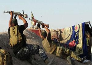 انهدام دو پایگاه گروه تروریستی داعش در استان انبار