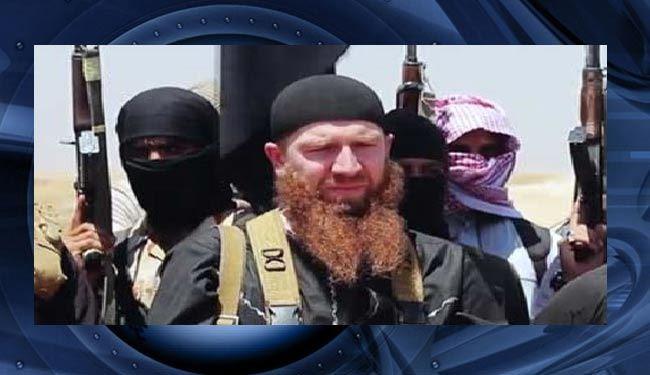 عمر چچنی در حملات جنگندههای روسی به هلاکت رسید