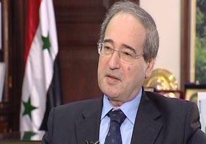 فیصل مقداد: موفقیت سوریه در جبهه مقاومت مرهون کمکهای ایران است