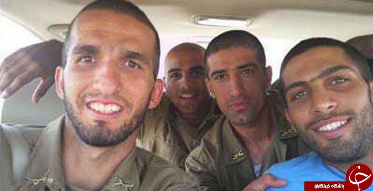 وقتی فوتبالیست های سرشناس سرباز بودند + عکس