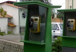 وعده استفاده از کیوسکهای تلفن همگانی برای وایفای شهری به کجا رسید؟