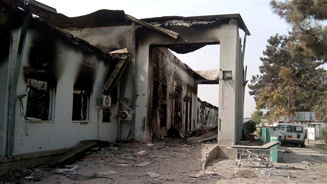 آمریکا در پی از بین بردن مدارک «جنایات جنگی» بیمارستان قندوز