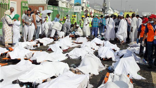 آخرین آمار از تعداد کشتههای بدترین فاجعه تاریخ حج