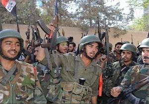 آزادسازی شرکت آب بدست نیروهای سوری