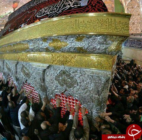 کشتی نجات امام حسین علیه السلام + عکس