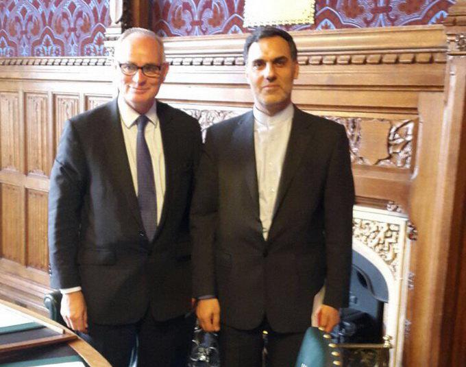 بازگشایی سفارتخانههای ایران و انگلیس زمینهساز تقویت گفتوگوها است