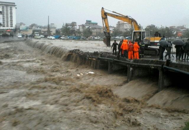 آخرین جزئیات از 33 ساعت بارندگی شدید در استان مازندران/ امدادرسانی به 600 نفر در 6 استان