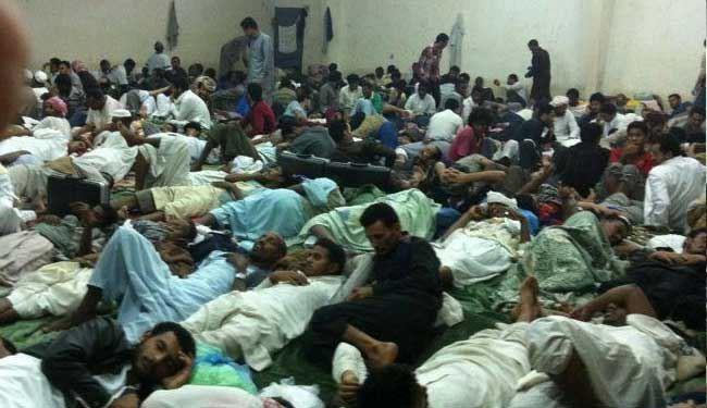 حقوق بشر در عربستان