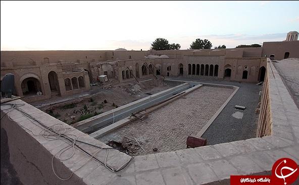 3694914 872 بزرگترین خانه خشتی جهان در رفسنجان